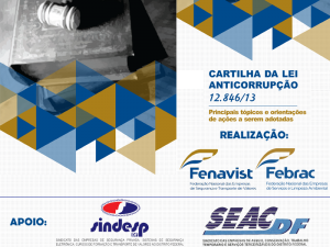 Read more about the article Lei Anticorrupção