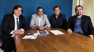 Presidente assina nova parceria com a Icatu Seguros